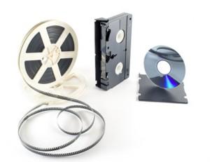 Eine kleine Auswahl an Datenträger Inhalten für Vectorix Media