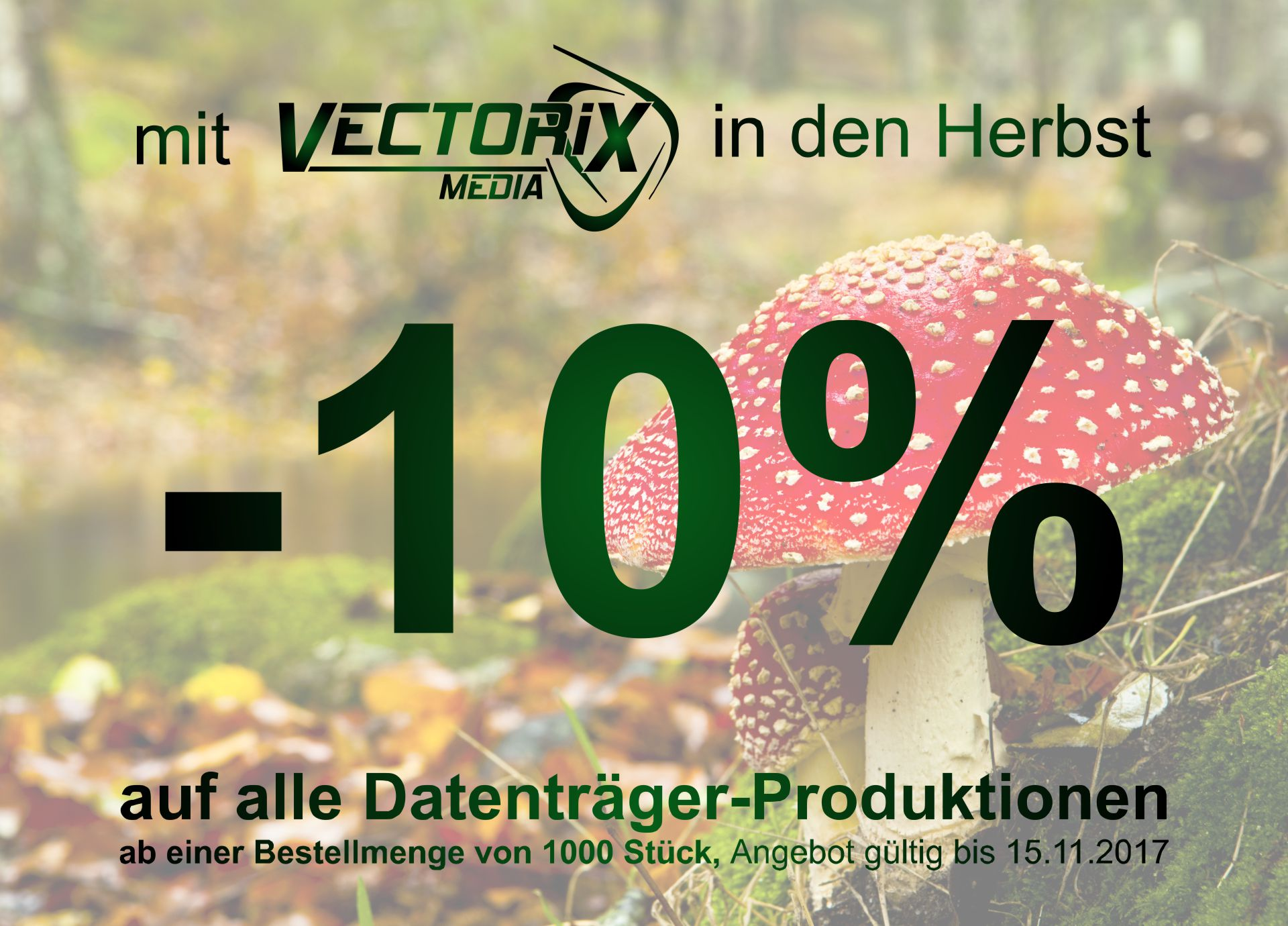Vectorix Herbst Aktion 2017