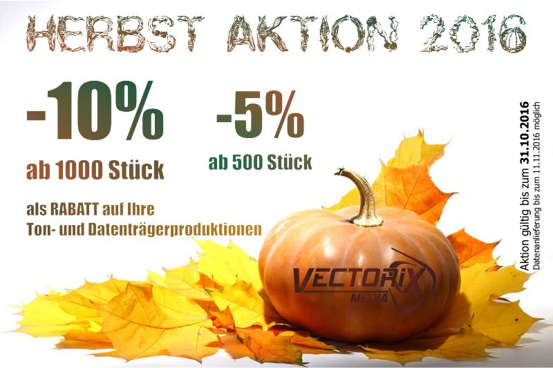 Vectorix Herbst Aktion 2016